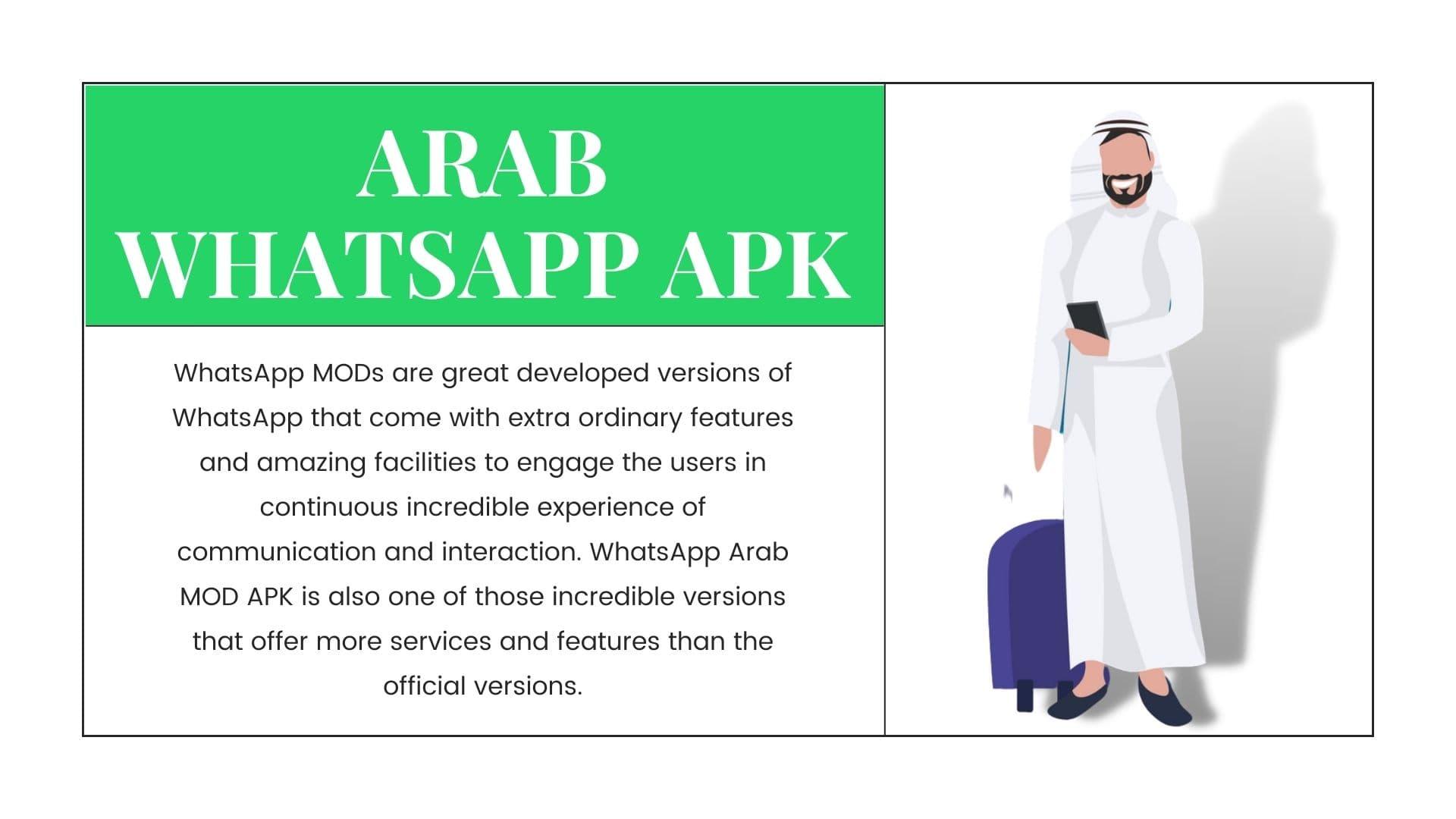 Arab WhatsApp APK