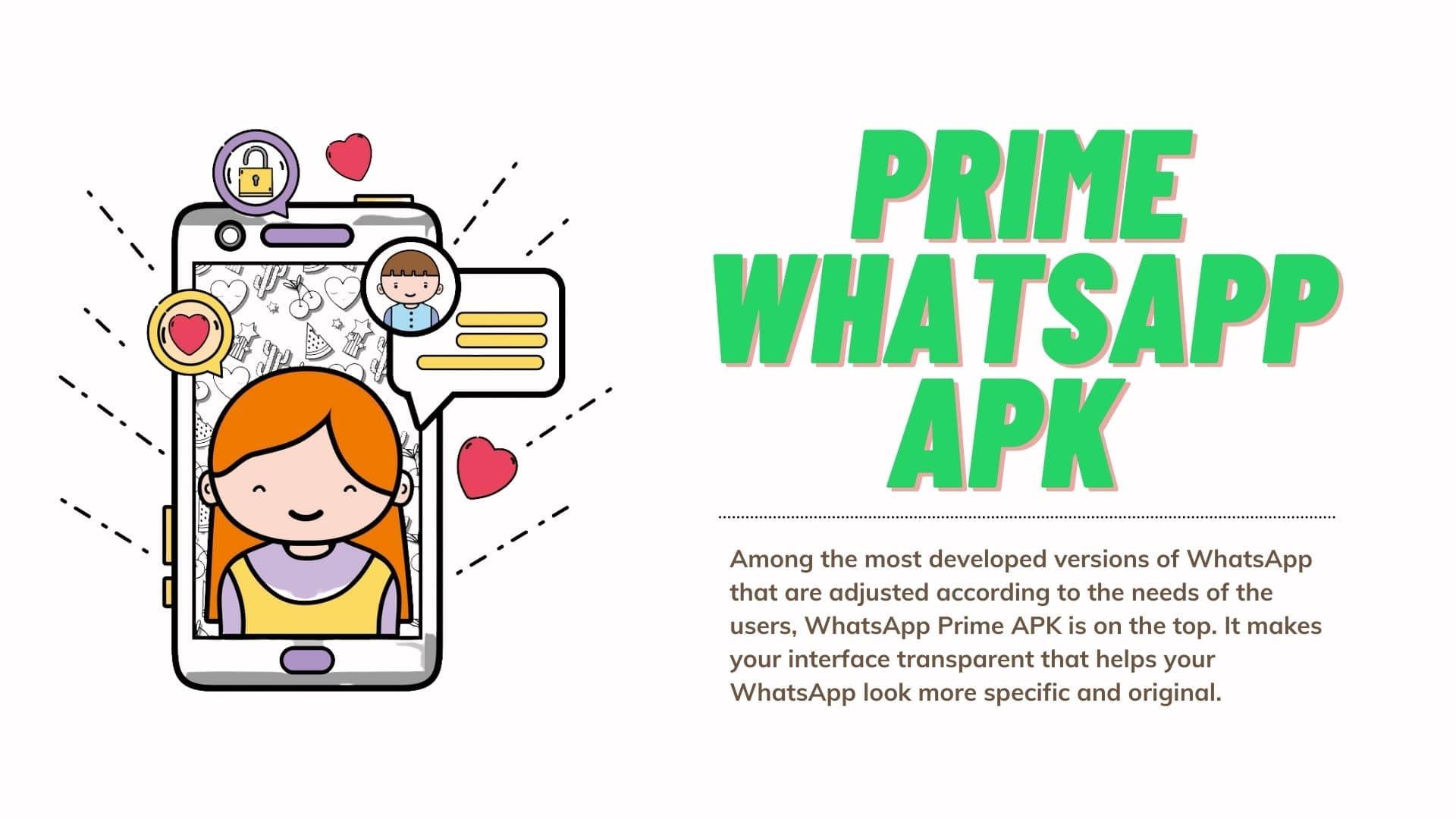 Prime WhatsApp APK