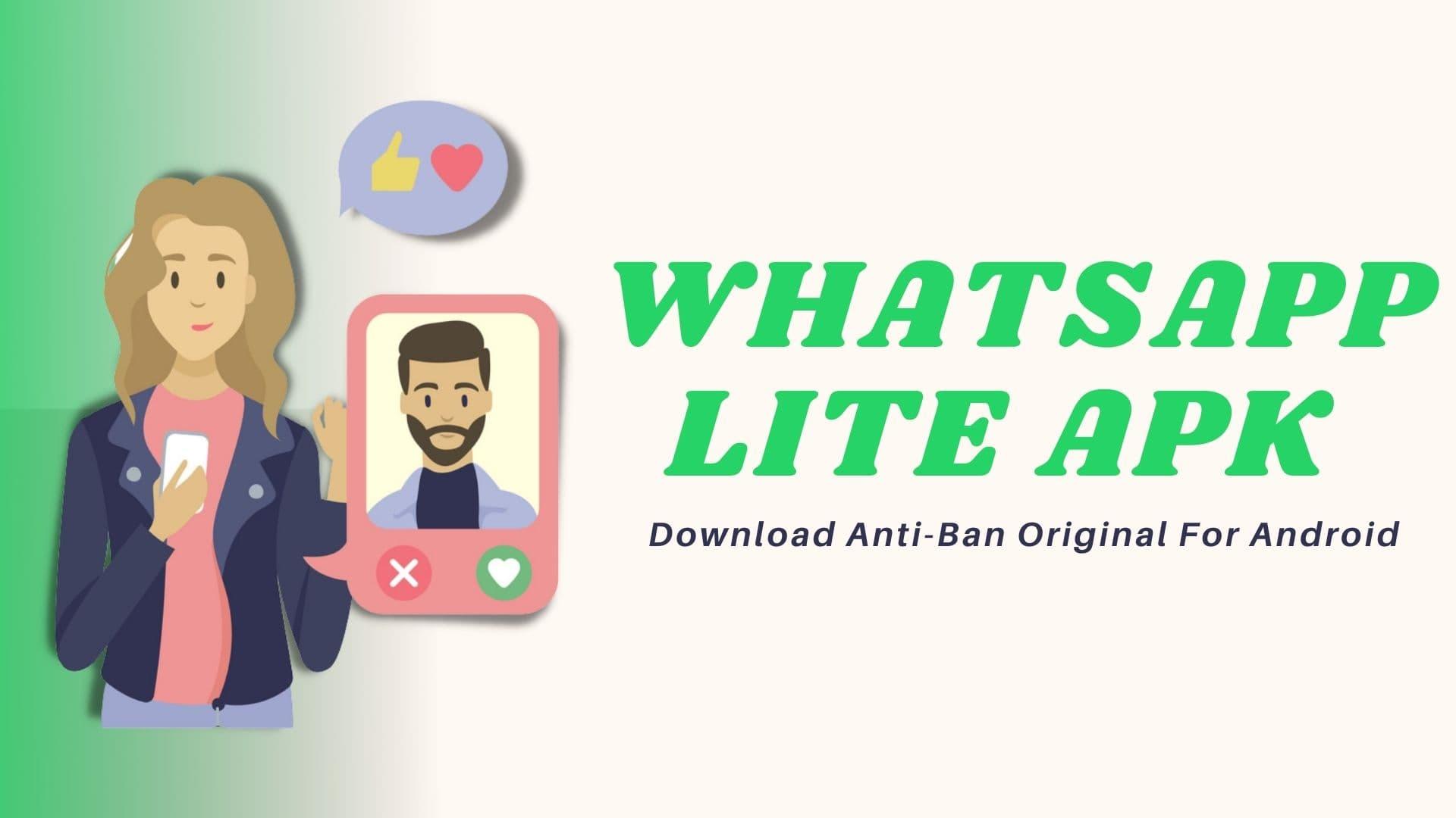 WhatsApp Lite APK